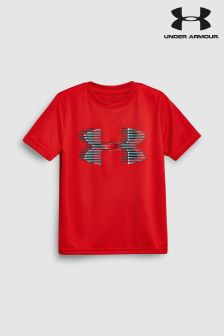Under Armour Tech Large Logo Tee