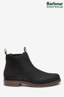 Barbour® Harton Black Boots