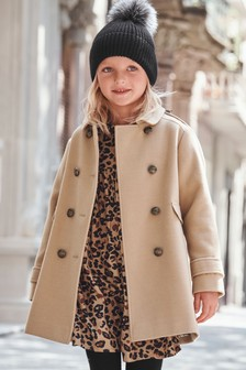 Military Wool Coat (3-16yrs)