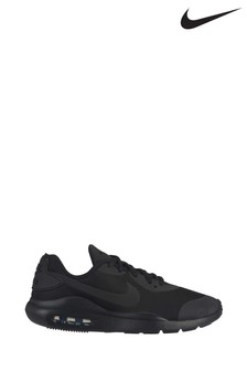 Nike Black Air Max Oketo Youth Trainers