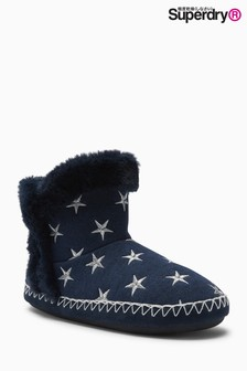 Superdry Star Slipper Boot