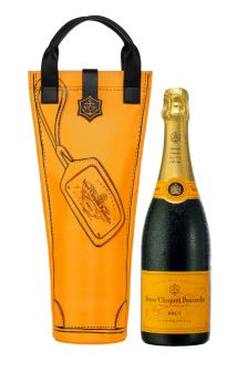 Veuve Clicquot Champagne and Shopping Bag Gift Set
