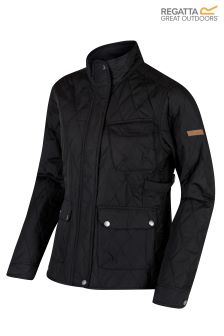 Regatta Black Camryn Non Waterproof Jacket