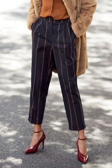 Peg Trousers