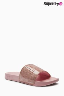 Superdry Glitter Slider