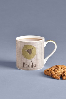 Daddy Sheep Mug