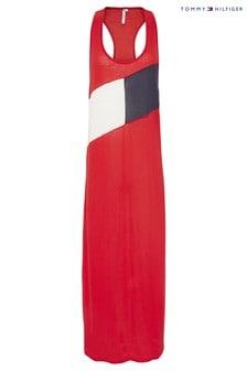 Tommy Hilfiger Tanktop-Kleid mit Flaggendesign