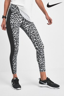 utterly stylish pretty cool classic fit Nike Womens Leggings | Nike Sports, Gym & Running Leggings ...