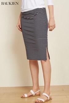 Baukjen Blue Jordan Skirt