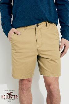 Hollister Khaki Chino Short