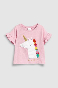 Unicorn T-Shirt (3mths-6yrs)