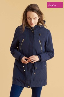 Joules Navy 3 In 1 Waterproof Parka