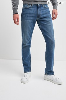 GANT Regular Mid Blue Jean