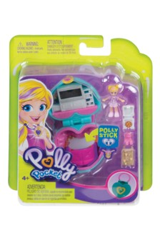 Polly Pocket™ Tiny Pocket Places Polly Sleepover Compact