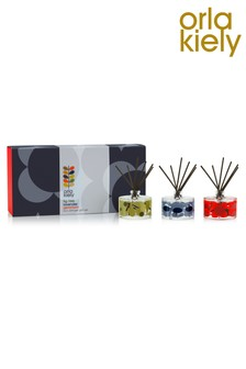 Orla Kiely Midnight Diffuser Set