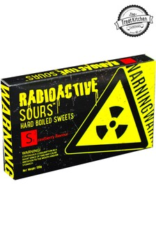 Radioactive Sour Sweet Box Strawberry Flavour