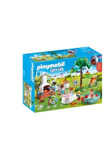 Playmobil® 9272 City Life Housewarming Party