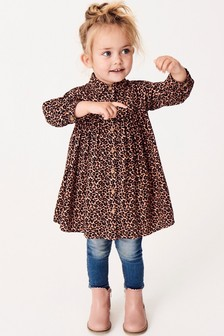 Animal Shirt Dress (3mths-7yrs)