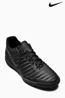 Nike Black Tiempo Club Turf