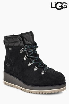 UGG® Black Birch Lace-Up Boot