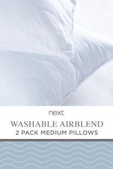 Waschbare Airblend-Kissen, 2er-Pack
