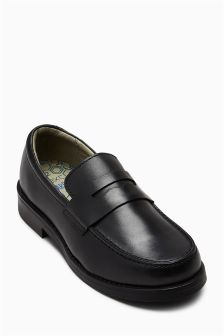 Leather Penny Loafers (Older)