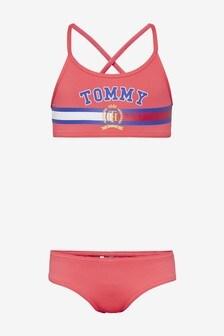Tommy Hilfiger Girls - Crest - Set Bikini