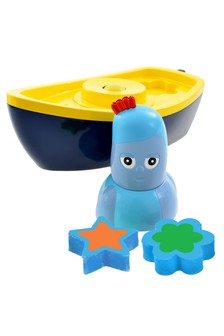 In The Night Garden Igglepiggles Lightshow Bathtime Boat