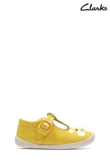 Clarks Yellow Roamer Star T Shoe