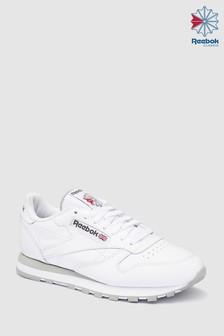 Белые кроссовки Reebok Classic