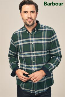 Barbour® Green Endsleigh Highland Check Shirt