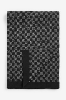 Checkerboard Scarf
