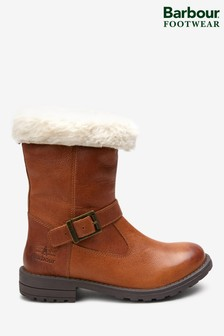 Barbour® Tan Lily Boots