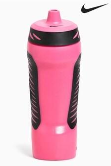 Nike Pink Hyperfuel 18oz Water Bottle