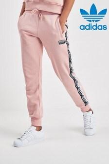adidas Originals Pink R.Y.V. Cuffed Joggers