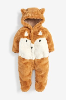 Fox All-In-One Pramsuit (0mths-2yrs)