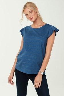 Maternity Frill T-Shirt
