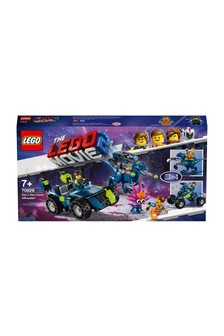 LEGO® Movie 2 3-In-1 Rexs Rextreme Offroader Toy 70826