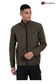 Berghaus Green Jenton Fleece Jacket