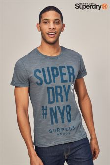 Superdry Khaki Surplus T-Shirt