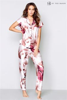 B by Ted Baker Pink Floral Pyjama Pant