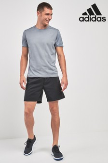 adidas Black Run Short