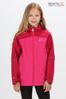 Regatta Pink Hipoint Stretch IV Waterproof Jacket
