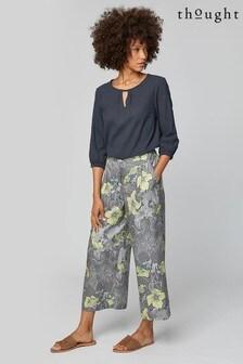 Thought Grey Lily Nouveau Culotte