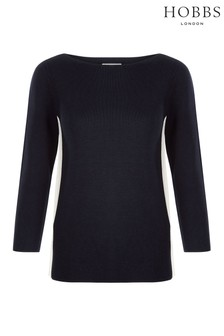 Hobbs Blue Elizabeth Sweater