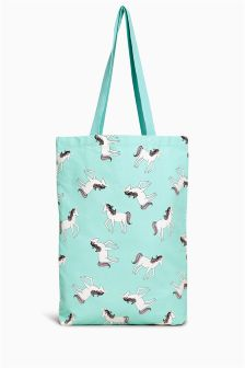 Unicorn Print Shopper