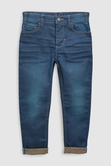 Coated Carrot Fit Jeans (3-16yrs)