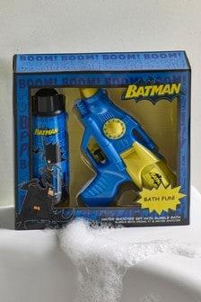 Batman® Water Pistol And Bath Gift Set
