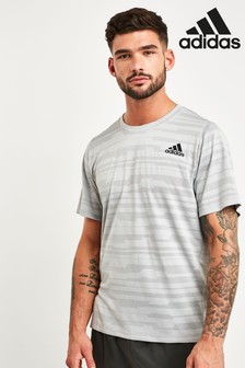 adidas Tech Grey Heather T-Shirt