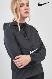 Nike Black Swoosh Jacket